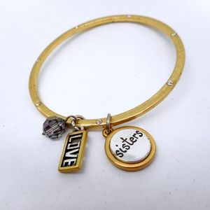 Jewelry - Sisters Love Bangle Bracelet